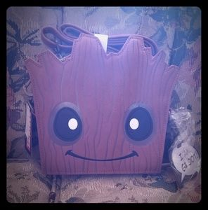 Loungefly Groot crossbody bag